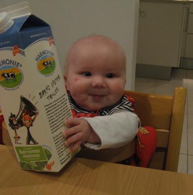 Silas – Danmarks sødeste Baby???