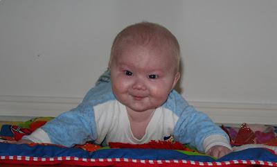 Endnu et barn med LCH