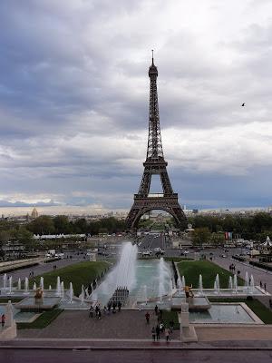 En smuttur til Paris